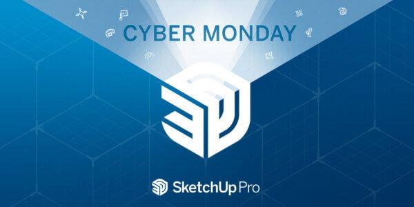 CyberMonday  2020 SketchUp