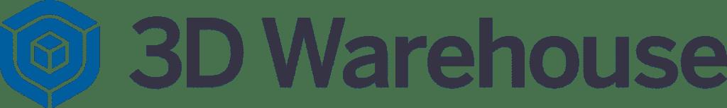 Logo 3D Warehouse