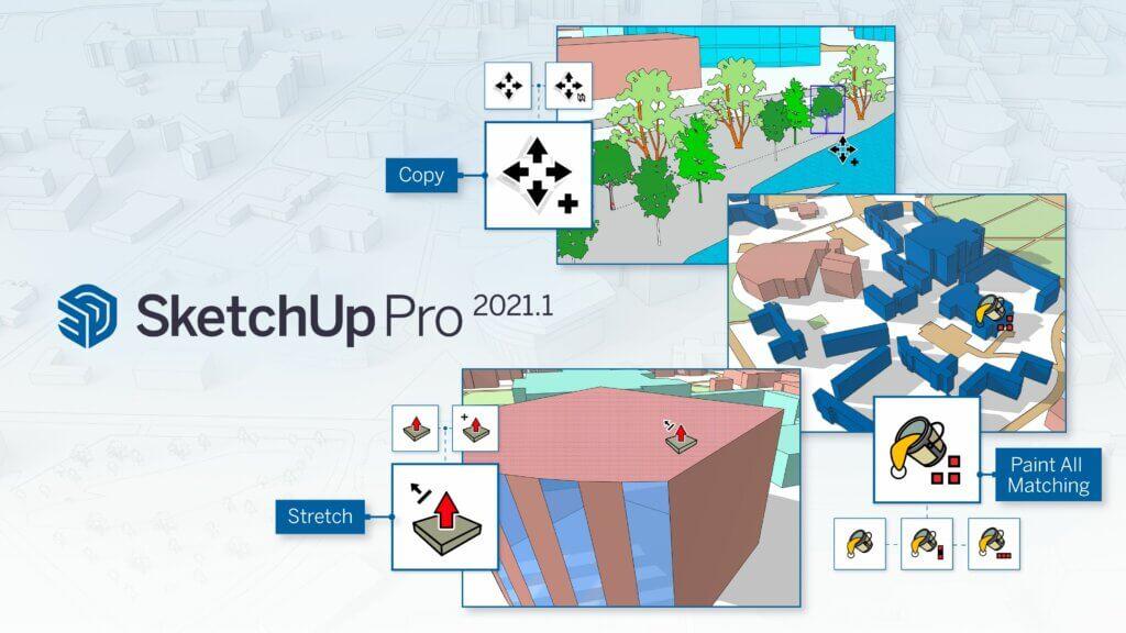SketchUp 2021.1